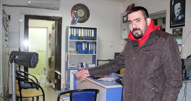 Karaman'da akaryakıt istasyonunda soygun girişimi