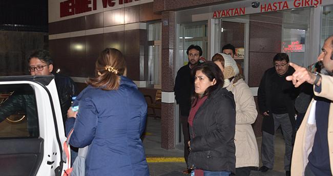 Konya'da 18 İranlı turist, gıda zehirlenmesi şüphesiyle tedavi altına alındı