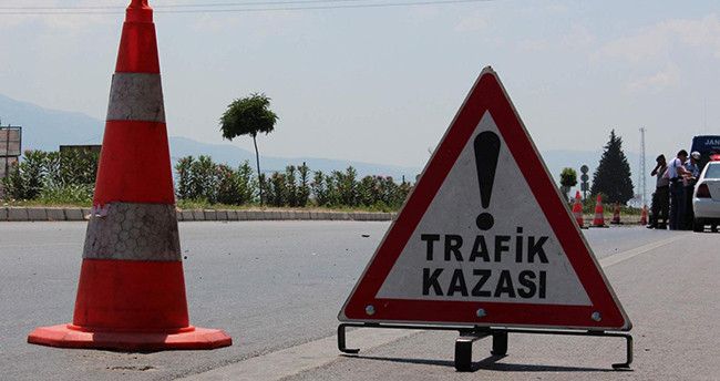Konya'da otomobil devrildi: 7 yaralı