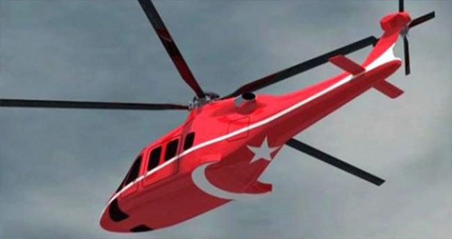 Yerli helikopter motoru için imzalar atıldı