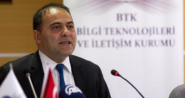 BTK Başkanı Sayan'a önemli görev