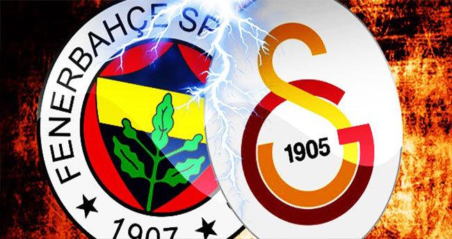 Galatasaray-Fenerbahçe derbisi yarıda kaldı!
