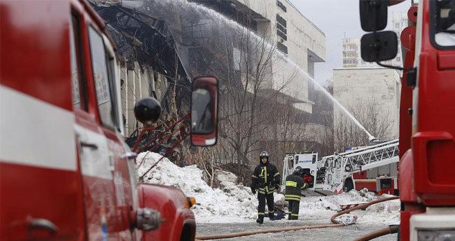 Hastanede yangın çıktı: 23 ölü!