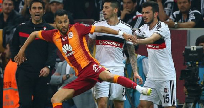 Beşiktaş Galatasaray maçının kadroları belli oldu