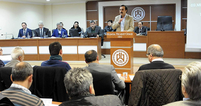 KTO'da Meslek Komiteleri İstişare Toplantıları Devam Ediyor
