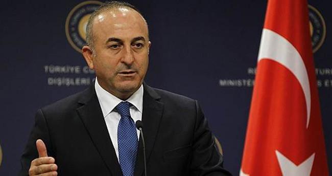 Mevlüt Çavuşoğlu'ndan flaş Rusya açıklaması