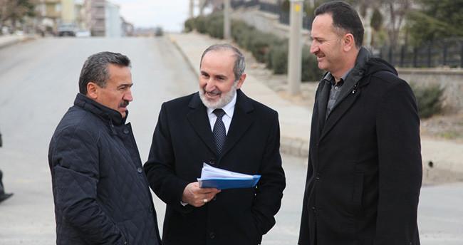 Seydişehir'e Yeni Müftülük Binası ve Kuran Kursu Çalışmaları