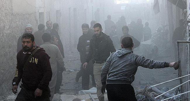 152'si çocuk 583 kişi hayatını kaybetti