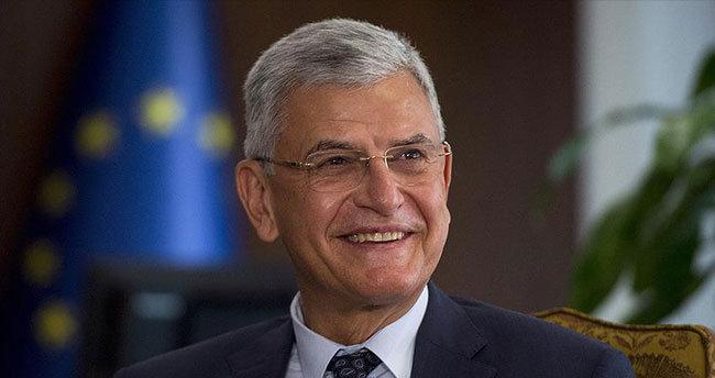 AB Bakanı Bozkır, AA Editör Masası'na konuk olacak