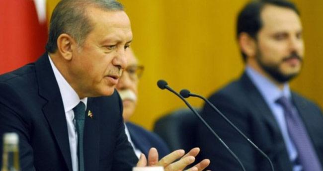 Erdoğan: 657 sayılı kanunun içi çürümüş!