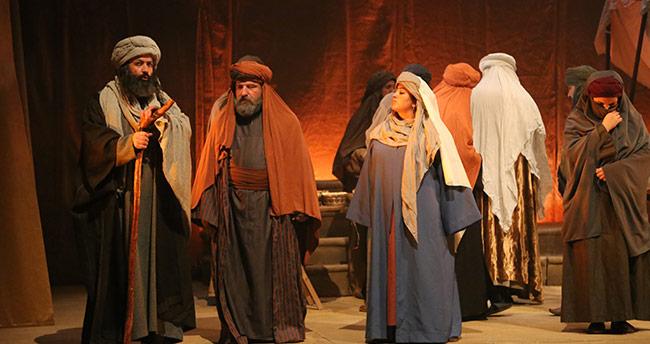 Konyalı yönetmenden Omar Bin Hattab oyunu