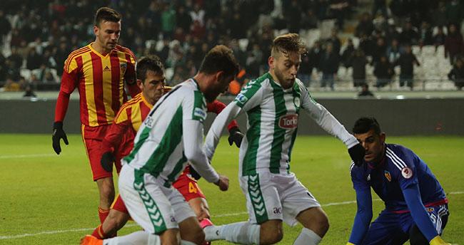 Torku Konyaspor içimizi ısıttı!