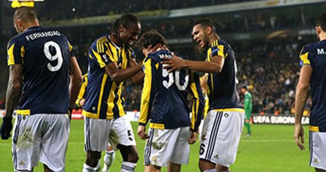 Tuzlaspor 1 – Fenerbahçe 2