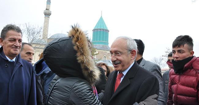 CHP Genel Başkanı Kılıçdaroğlu Konya'da