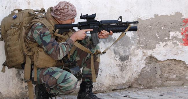 Suriye'den ateş açıldı: Misliyle karşılık verildi