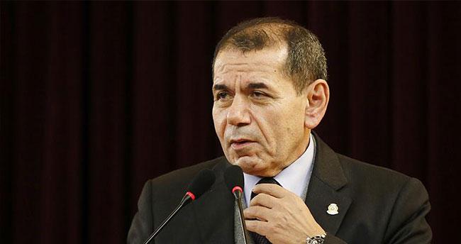 Dursun Özbek'ten transfer açıklaması!