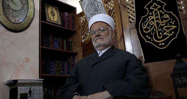 İkrime Sabri:Müslümanların Filistinle olan ilişkisi kesilmek isteniyor
