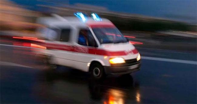 Konya'da evlerinin penceresinden düşen çocuk yaralandı