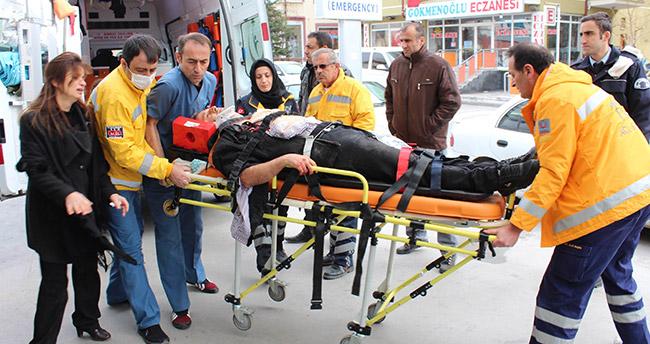 Konya'da Öğretmen Okul Müdürünü Av Tüfeğiyle Vurdu