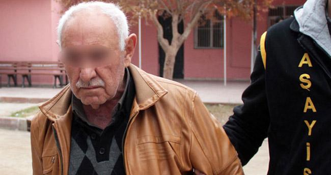 Evini fuhuş için kullandıran yaşlı adama suçüstü