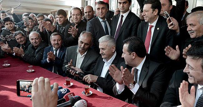 İzmir'e Cumhurbaşkanı Erdoğan sürprizi