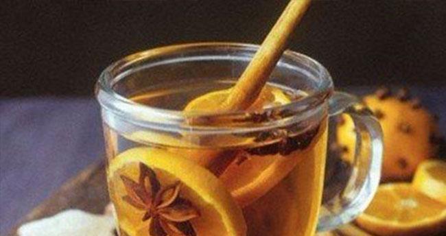 Kış çayı tarifi tam bir mucize!