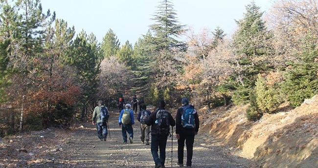 Doğaseverlerden Tabiat Parkına Doğa Yürüyüşü