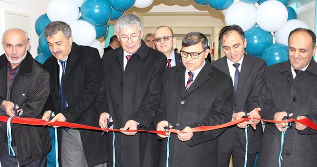 Beyşehir'de Palyatif Bakım Servisi ve Dış Polikinliği Ek Hizmet Binası Açıldı