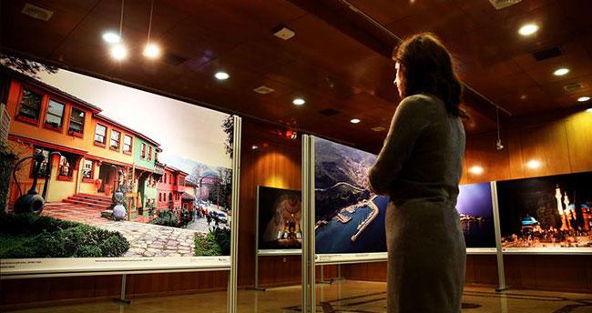 'Bursa Ulu Şehir' fotoğraf sergisi açıldı