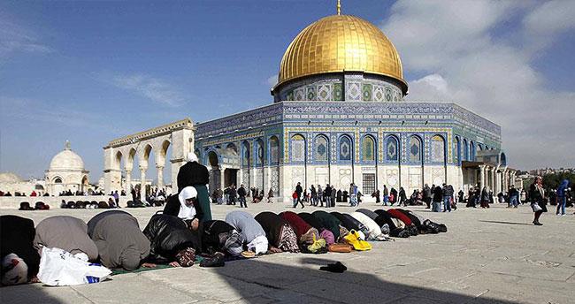 Dünya Müslüman Alimler Birliğinden 'Aksa'ya destek kampanyası'