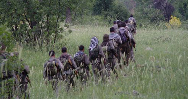 PKK'lı teröristlerin korku ve paniği telsiz konuşmalarında