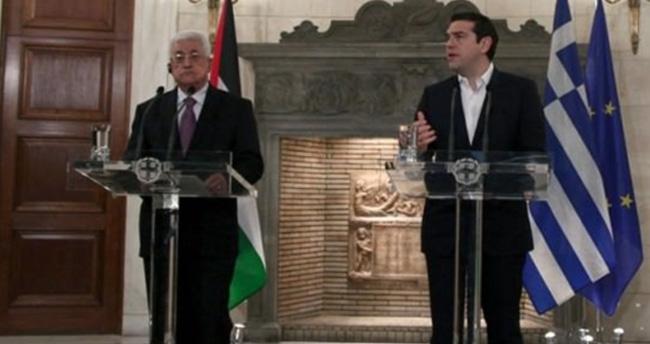 Yunanistan resmen Filistin'i tanıdı