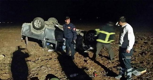 Mardin'de işçileri taşıyan pikap devrildi: 2 ölü, 11 yaralı