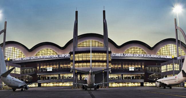 Sabiha Gökçen Havalimanı'nda patlama! : 2 yaralı