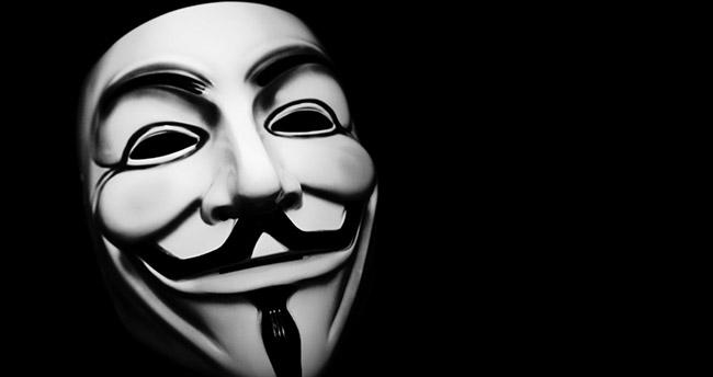 Türkiye'deki sitelere saldırıları Anonymous üstlendi