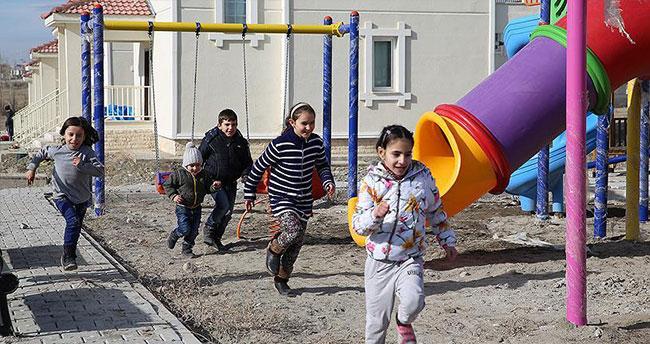 Ahıska Türkleri yeni yaşamlarına alışıyor