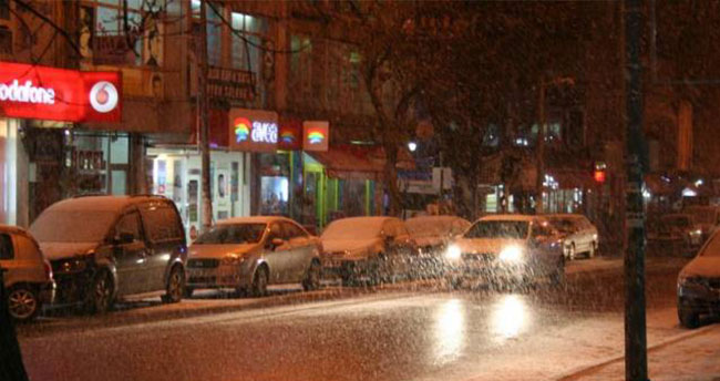 İstanbul'a beklenen kar ne zaman yağacak?