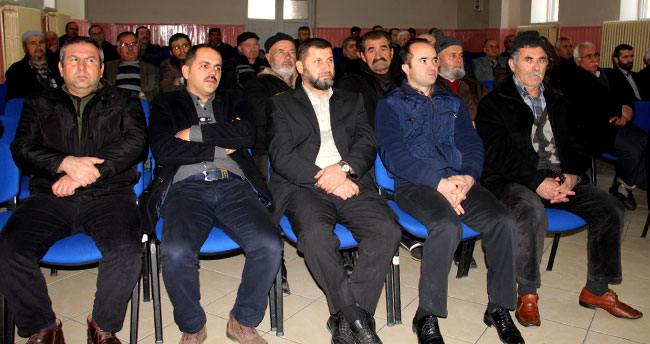 Seydişehir'de Arı Yetiştiriciliği ve Hastalıkları konferansı