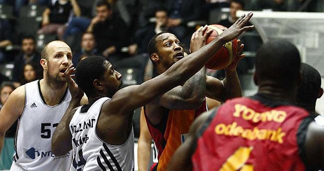 Potada Galatasaray – Beşiktaş derbisi