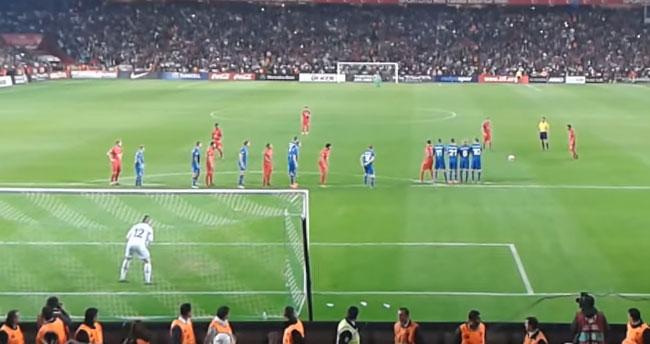Selçuk'un Konya'da attığı gol en iyi gol oylamasında