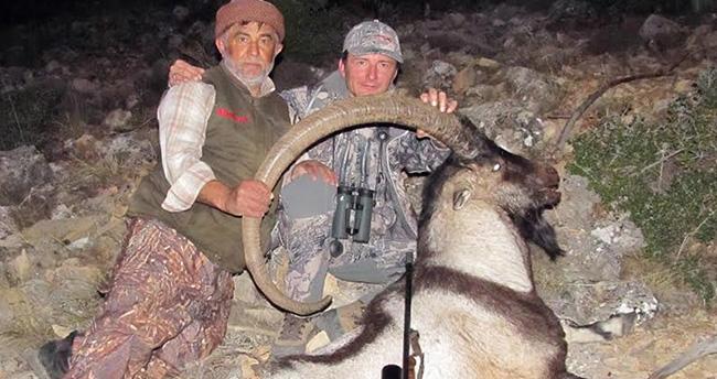 Karaman'da 6 bin liralık av