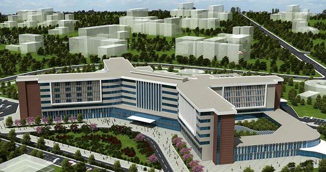 Konya Sağlık Kampüsü'ne 67,5 milyon avroluk kredi
