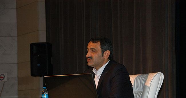 """Konya'da """"Kültürümüzde Sivil Toplum"""" konferansı"""