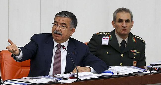 Milli Savunma Bakanı Yılmaz: Hak kaybına uğrayan TSK personeliyle ilgili çalışma yapılıyor