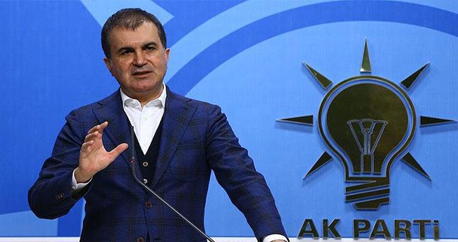 Ömer Çelik: Türkiye'nin yeni anayasaya ihtiyacı vardır