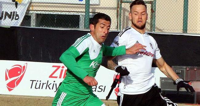 PFDK'dan Beşiktaşlı Milosevic'e 2 maç ceza