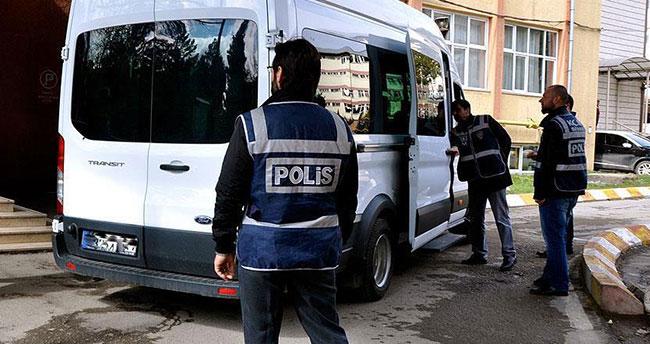 Adana merkezli PDY operasyonunda 3 şüpheli adliyeye sevk edildi