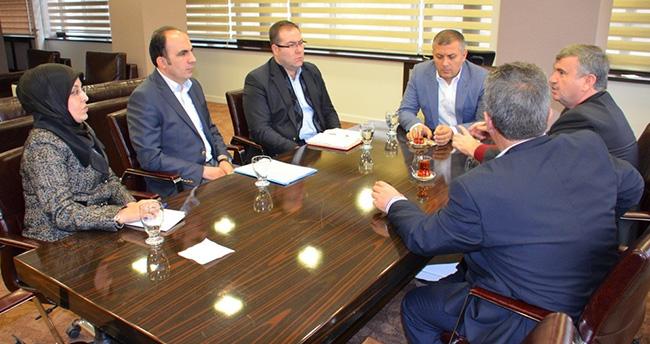 AK Parti Yerel Yönetimler Konya'nın sorunlarını konuştu