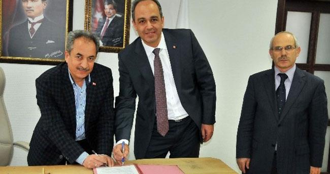 Akşehir Belediyesi'nde Sds Yenilendi
