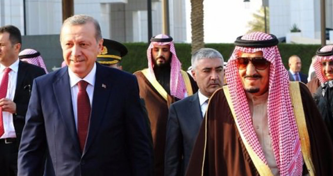 Arabistan 613 milyar dolarlık yatırım yapacak